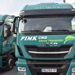 Камиони на газ